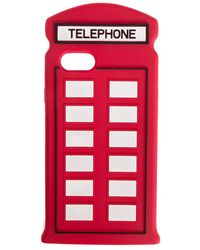 Lulu Guinness - Iphone 7 Telephone Case - Lyst