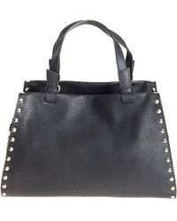 Twin Set - Hammered Leather Bag - Lyst
