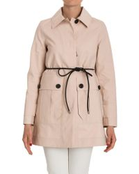 Moncler - Galette Trench - Lyst