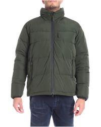 Aspesi - Tic Tec Green Down Jacket - Lyst