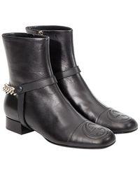 Gucci - Lifford Malaga Boots - Lyst