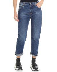Pence Jeans Giada blu