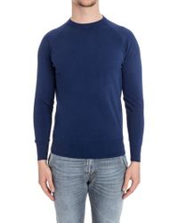 Aspesi - Roundneck Sweater - Lyst