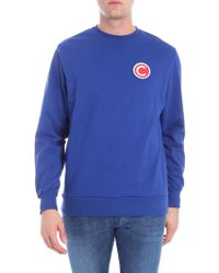 Colmar - Bluette Sweatshirt With Logo Patch - Lyst