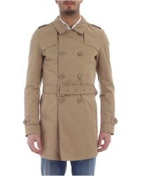 Herno - Trench Rain Collection - Lyst