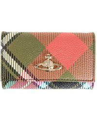 Vivienne Westwood - Coated Canvas Keychain - Lyst