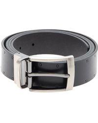 Karl Lagerfeld - Reversible Belt - Lyst