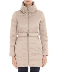 Add - Champagne-color Down Jacket - Lyst