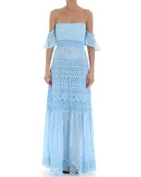 Temptation Positano - Light Blue Bora Bora Dress - Lyst