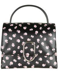 bc7e06738d Lyst - Givenchy Authentic Unused Flower Print 2 Way Shoulder Bag ...