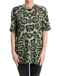 Givenchy - Cotton T-shirt - Lyst