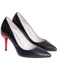Lulu Guinness - Leather Pumps - Lyst