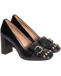 Twin Set - Leather Pumps - Lyst