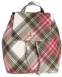 Vivienne Westwood - Derby New Exhibition Backpack - Lyst