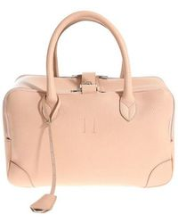 Golden Goose Deluxe Brand - Pink Leather Equipage Handba - Lyst