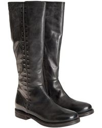 Vic Matié - Leather Boots - Lyst