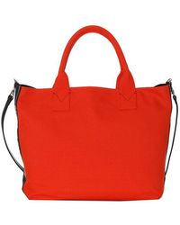Pinko - Red Alaccia Bag - Lyst