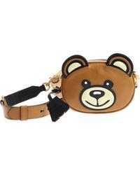 """Moschino - """"teddy Bear"""" Shoulder Bag - Lyst"""