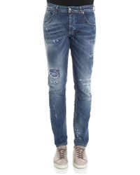 Dondup - Blue Conway Jeans - Lyst