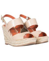 Santoni - Wedge Sandals - Lyst
