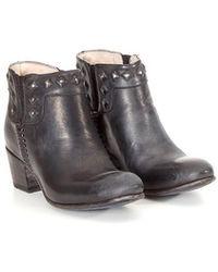 Alberto Fasciani - Boots With Studs - Lyst