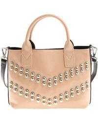 Pinko - Pink Presanella Shopping Small Bag - Lyst