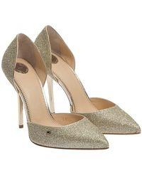 Elisabetta Franchi - Pointy Court Shoes - Lyst