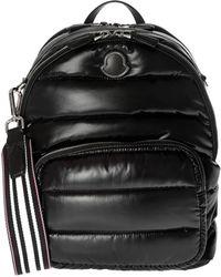 Moncler Kilia Medium Backpack In Black Nylon
