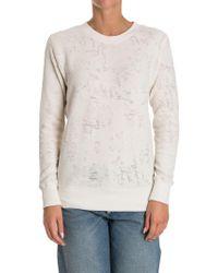 IRO - Cotton Sweatshirt - Lyst
