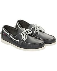 Sebago - Leather Loafers - Lyst