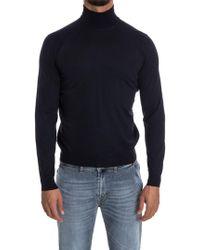 Drumohr - Wool Turtleneck Jumper - Lyst
