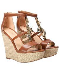 Michael Kors - Suki Wedge Sandals - Lyst