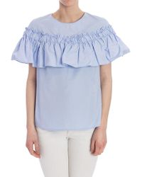Jucca - Cotton Top - Lyst
