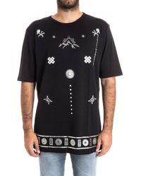 Les Benjamins - Monk2 T-shirt - Lyst
