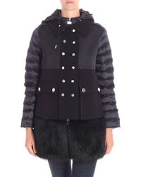 Elisabetta Franchi - Jacket With Viscose Vest - Lyst