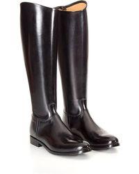 Alberto Fasciani - Leather Boots - Lyst
