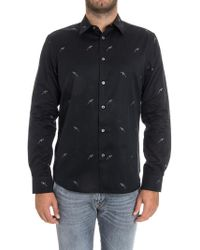 Paul Smith - Cotton Shirt - Lyst