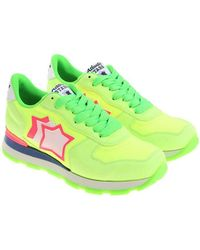 Atlantic Stars - Neon-yellow Vega Sneakers - Lyst