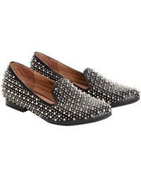 Jeffrey Campbell - Moccasins With Studs - Lyst