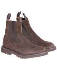 Tricker's - Henry Ankle Boots - Lyst