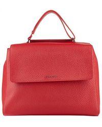 Orciani - Red Sveva Large Bag - Lyst