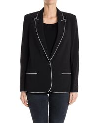 Zadig & Voltaire - Single-breasted Jacket - Lyst