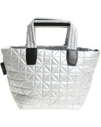 VeeCollective - Silver Small Bag - Lyst