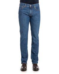 Incotex - 5 Pocket Jeans - Lyst