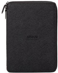 Armani - Ipad Case - Lyst