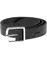 Dondup - Leather Belt - Lyst