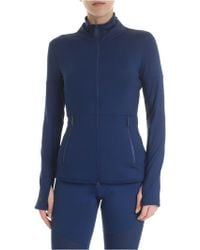 adidas By Stella McCartney - Felpa Adidas Performance Essentials Midlayer -  Lyst 5687e86476f8