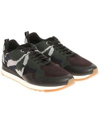 PS by Paul Smith - Green Rapid Sneakers - Lyst