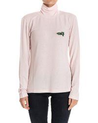 Vivetta - Nizza Sweatshirt - Lyst
