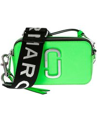 Marc By Marc Jacobs - Snapshot Camera Neon Green Bag - Lyst